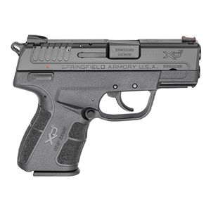 """Springfield Armory XDE 3.3"""" 9mm Hammer Fired Pistol"""