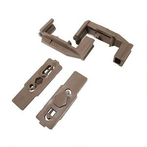 Hexmag HexID AR-10/.308 Mag Color Identification System FDE 2 Pack