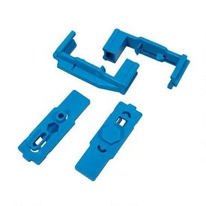 Hexmag HexID AR-10/.308 Mag Color Identification System Blue 2 Pack