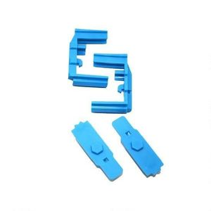 Hexmag HexID AR-15 Mag Color Identification System Blue 2 Pack