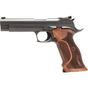 """Sig Sauer 210A-9-TGT P210 Target 5"""" 9mm Pistol"""