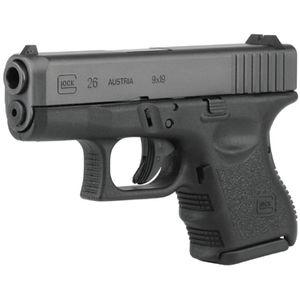 Glock 26 Sub Compact 9mm G26 Gen 3