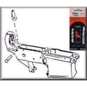 KleenBore Accu-Wedge Buffer System AR-15/M16