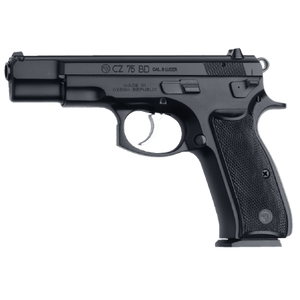 """CZ-USA CZ 75BD 9mm 4.6"""" 16+1 DA/SA Pistol"""
