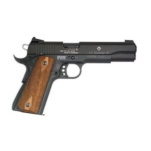 American Tactical Imports GSG Model 1911 .22 Long Rifle High Velocity 5 Inch Barrel Black Finish Wood Grip 10 Round