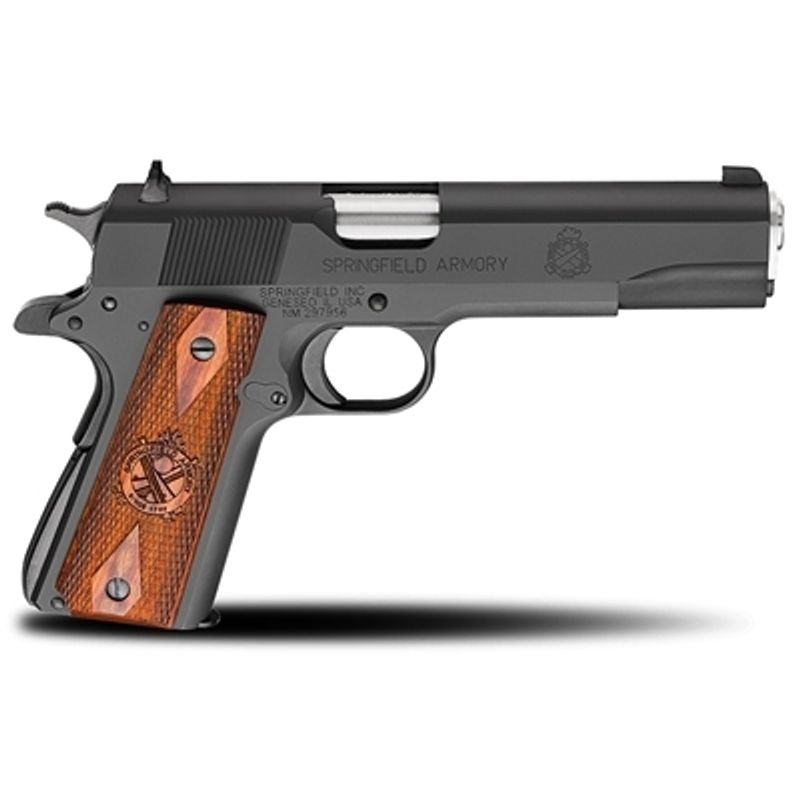 ARMSLIST - For Sale: Springfield Armory Loaded 1911 45 acp