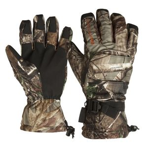ARCTIC SHIELD LINED CAMP GLOVES MOSSY OAK INFINITY X-LARGE