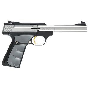 "Browning 051483490 Buck Mark Camper UFX CA Comp 22LR 5.5"" 10+1 Ultragrip FX SS"