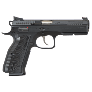 CZ 75 Accu Shadow 2 By CZ Custom Shop 9mm Black Polycoat 3 17rd Magazines
