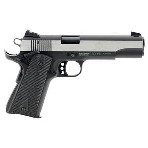 "American Tactical Imports GSG 1911 .22 LR Semi Auto Rimfire Pistol 5"" Barrel 10 Rounds Alloy Frame Polymer Grips Black"