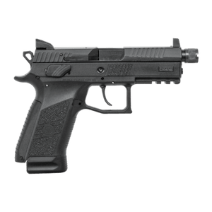 CZ-USA CZ P-07 9mm 17+1 Black Suppressor-Ready Pistol