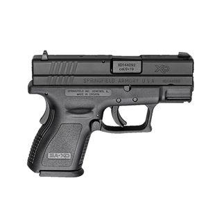 "Springfield Armory Defender XD Sub-Compact 9mm 3"" Barrel Pistol"