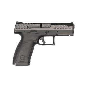 "CZ USA P-10 Compact 9mm Semi-Auto Pistol, Black Finish, 4"" Barrel, 10-RD, CZ USA"