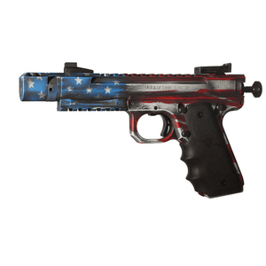 """VOLQUARTSEN AMERICAN FLAG 4.5"""" SCORPION 22LR"""