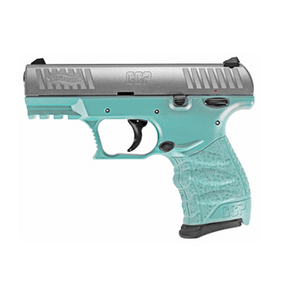 WALTHER CCP M2 380 ACP 8 ROUNDS LIGHT BLUE