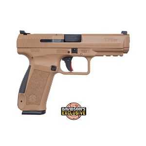 CANIK TP9SF ONE SERIES 9MM