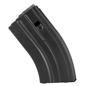 C Products Defense Inc DURAMAG Steel 7.62x39mm AR-15 20rd Black Detachable