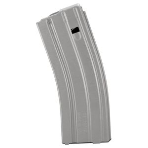 C Products Defense Inc 3023002177CP DURAMAG Aluminum 223 Rem,5.56 NATO,300 BO AR-15 30rd Gray Detachable Gray Follower