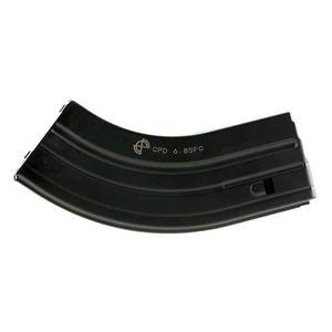 C Products Defense Inc 2868041207CP DURAMAG  6.8 SPC,22 Nosler 28rd Black w/Gray Follower Detachable