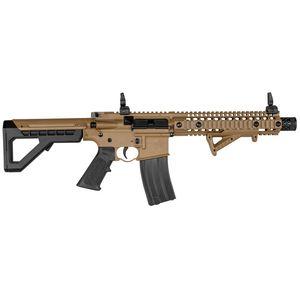 Crosman DSBRFDE DPMS SBR Full Auto Air Rifle Semi/Full Auto Flat Dark Earth