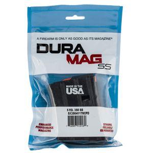 C Products Defense Inc 5X35041178CPD DURAMAG Steel 350 Legend AR-15 5rd Black Detachable