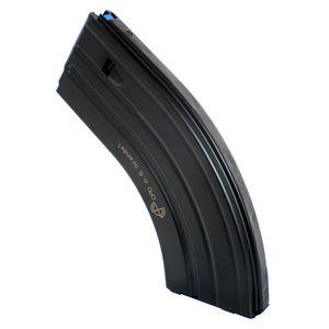 C Products Defense Inc DURAMAG  6.5 Grendel 26rd Blackw/Blue Follower Detachable