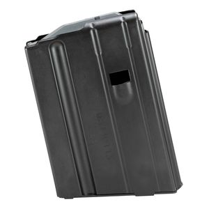 C Products Defense Inc 1068041177CP DURAMAG Steel 6.8 SPC,22 Nosler 10rd Black w/Gray Follower Detachable