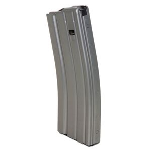 C Products Defense Inc 3023002175CP DURAMAG Aluminum 223 Rem,5.56 NATO,300 BO AR-15 30rd Gray w/Black Follower Detachable