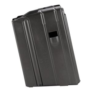 C Products Defense Inc 1062041175CP DURAMAG Steel 7.62x39mm AR-15 10rd Black Detachable