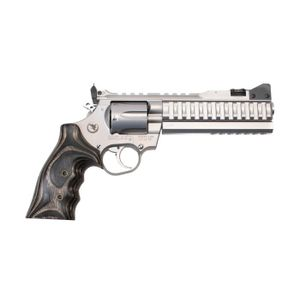 NIGHTHAWK CUSTOM STX 357 MAG SILVER KORTH REVOLVER 1 OF 50