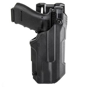 Blackhawk T-series L3D LB Glock 17 19 22 23 31 32 45 47 Hip Carry Holster