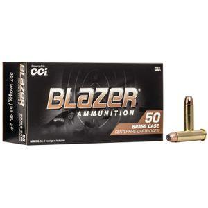 Blazer 357 Mag 158gr JHP