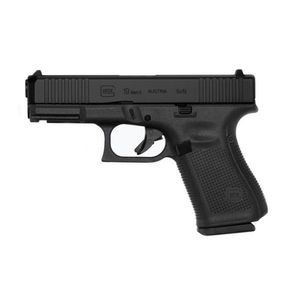 GLOCK PA195S203 19 GEN 5 9MM 15 RD 3 MAGS - with front serrations