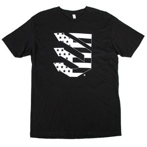 Blackhawk Trident TNL Flag Logo T-Shirt