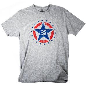 Blackhawk Trident Star Logo T-Shirt