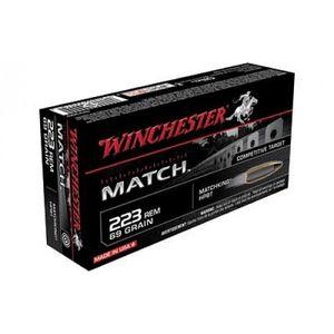 Winchester .223 Matchking 69gr HPBT 20rd