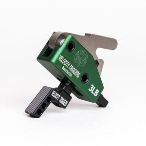 Velocity MPC Drop-In AR Trigger Serrated Straight 3lb