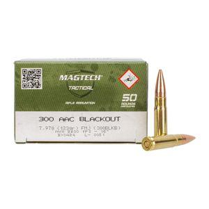 Magtech 300 AAC Blackout 123gr FMJ 50rds