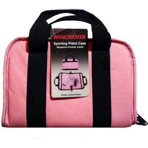 """Winchester Pistol Case, Pink, 11"""""""