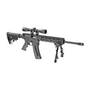 Smith & Wesson M&P15-22 Sport 22LR W/ 4x32 Rifle Scope & Bipod