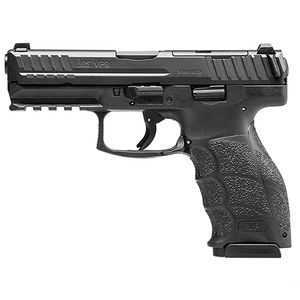 "HK VP9 Optics Ready 9mm 4.09"" Barrel"