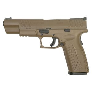 "Springfield Armory XDM 10mm Competition Series 5.25"" Barrel FDE"