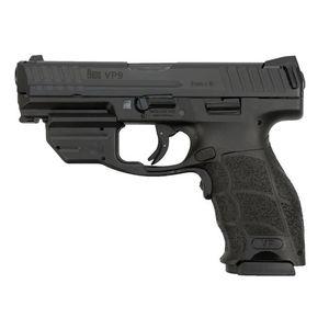 "HK VP9-B 9mm 4"" Barrel w/ Green Laser"