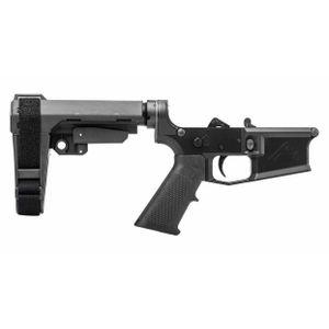 Aero Precision M4E1 Complete Pistol Lower A2 Grip w/ SBA3 Brace