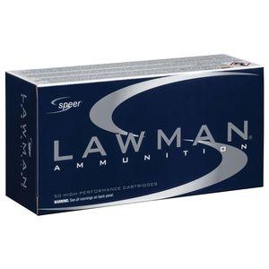 Speer Lawman 45 Auto 230GR TMJ 50rds