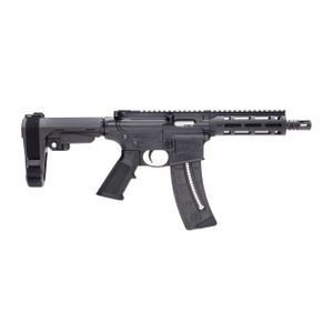 "Smith & Wesson M&P15-22 Pistol 8"" Barrel w/ SBA3 Brace"