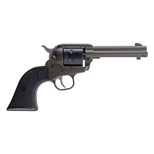 "Ruger Wrangler 22LR Revolver Plum Brown 4.62"" Barrel"