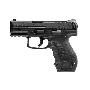 "HK VP9SK-B 9mm 3.39"" Barrel Night Sights Push Button Mag Release"