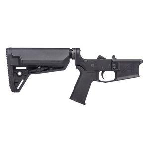 Aero Precision M4E1 Complete Lower w/ MOE SL Grip and SL-S Carbine Stock