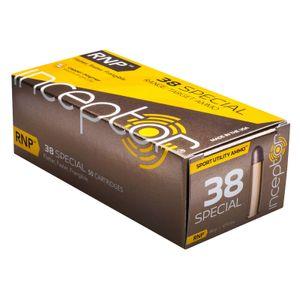 Inceptor 38 Special 84gr RNP